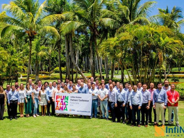 LATAM Partner's Conference in Punta Cana