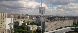 BWA network to support city surveillance in Moscow
