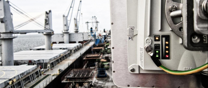 InfiNet Wireless Improve Vessel Traffic System for The Busiest Shipping Port in Indonesia
